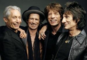 The Rolling Stones announced they're performing four shows - two in London and two in Newark - at the end of this year. It's part of their 50th Anniversary celebrations.